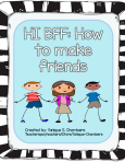 Making Friends Eook Cover